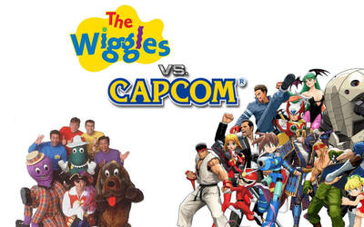 The Wiggles VS Capcom
