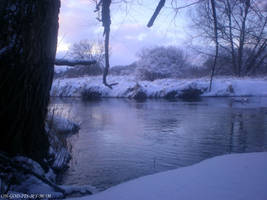 Cold River by OH-GOD-ITS-MY-MOM
