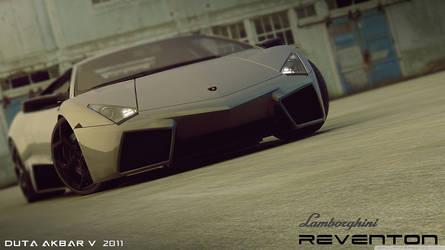 Lamborghini Reventon 3d Max