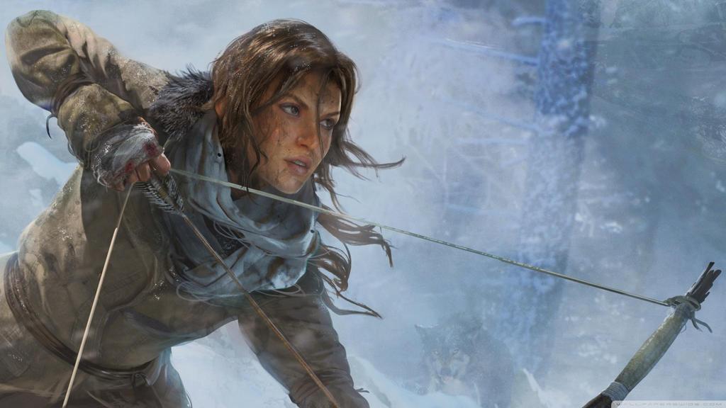 Rise Of The Tomb Raider by Nagyelsamahy