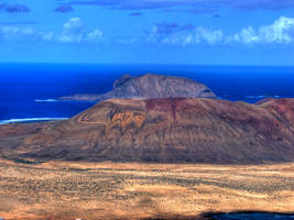 La Graciosa by DEATH9DEATH