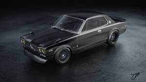 1971 Nissan GTR