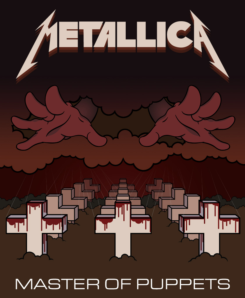 Master Of Puppets By Lenyhaha On Deviantart