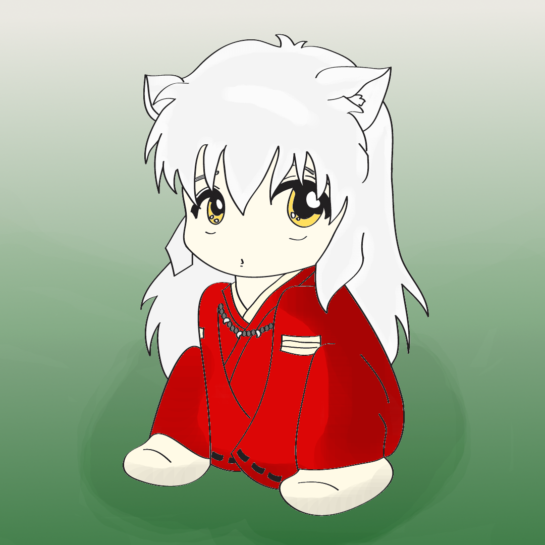 100 Ideas To Try About Inuyasha: Chibi InuYasha By Topophobia On DeviantArt