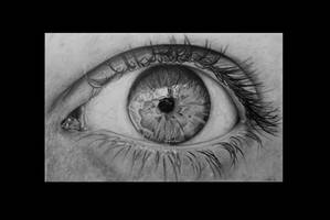 Hyperrealism Between blinks by keithmore2000