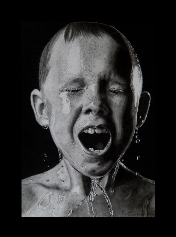 hyperrealism_ice_bucket__by_keithmore200