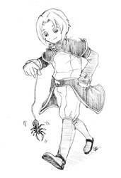 --Spider Yoyo-Prince Lumen-- by fellow-traveller