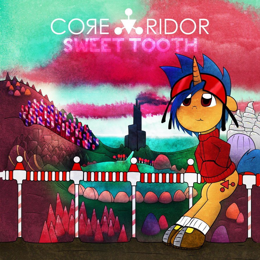 Sweet Tooth Album Art (Prototype) by CoRe-Ridor