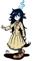 Juno as Tomoko Kuroki