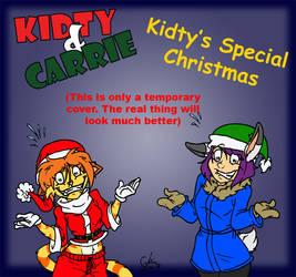 Kidty's Special Christmas temporary cover