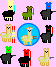 Starwars Llamas by YouSportsTV