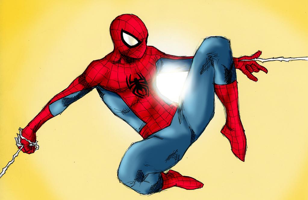 Spider-Man by spriteman1000