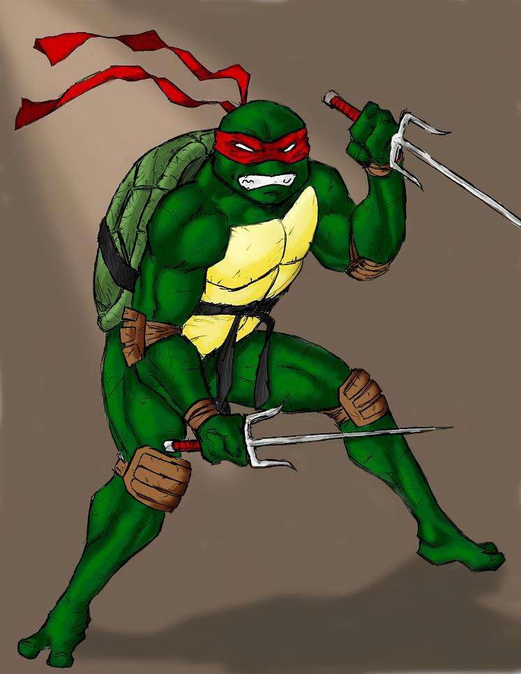 Raphael by spriteman1000
