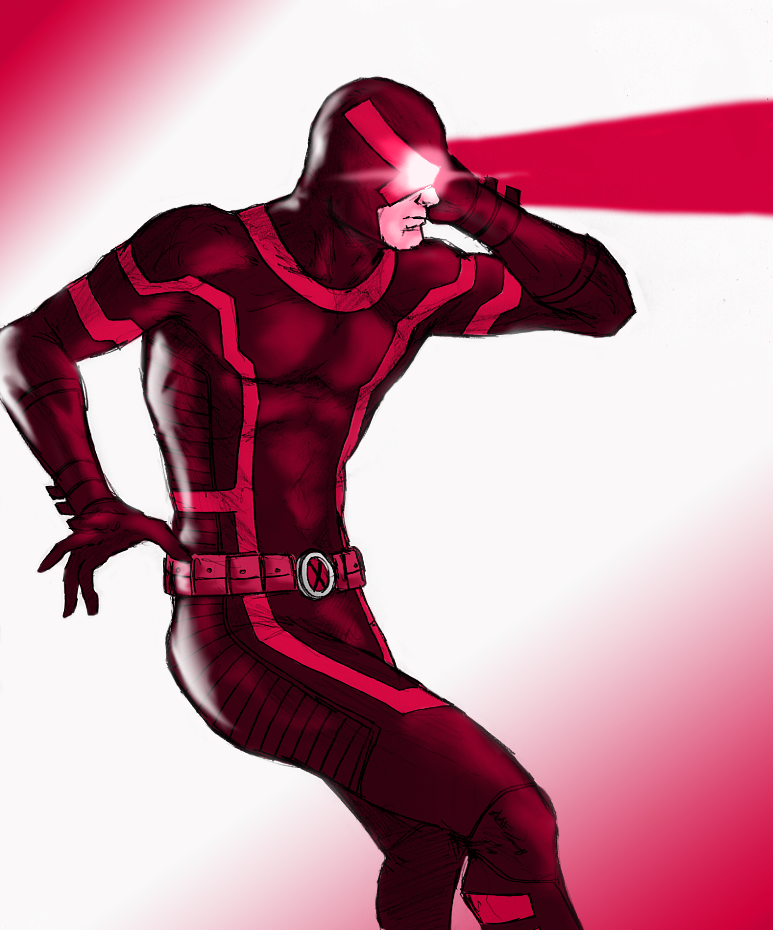 Cyclops by spriteman1000