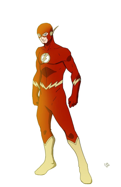 The Flash by spriteman1000