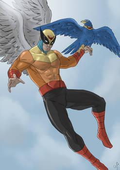 Birdman and Avenger