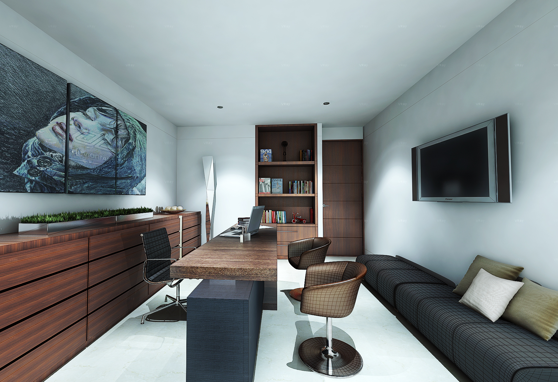 Best Interior Design Office Minimalist | rbservis.com