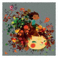 Autumn by LorenaAlvarez