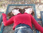 Sprawled Out In The Park