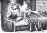 Reading in Twilight