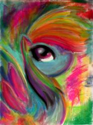Spectrum Dash by reltyxart