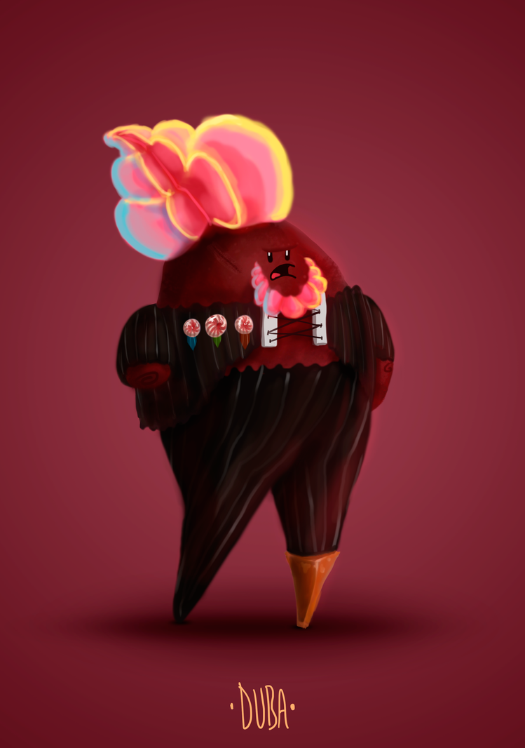 Veteran Cupcake by psduba