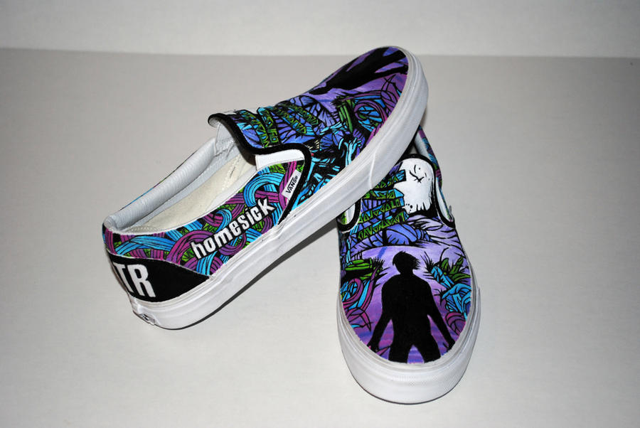 Homesick Vans Shoes