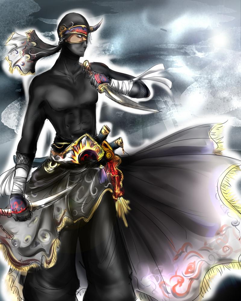 Shadow by awisha-teh-ninja
