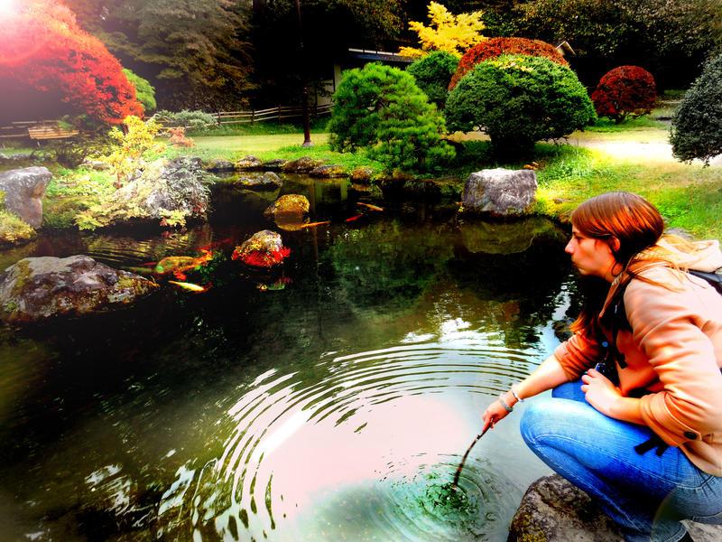 Japan Garden by awisha-teh-ninja