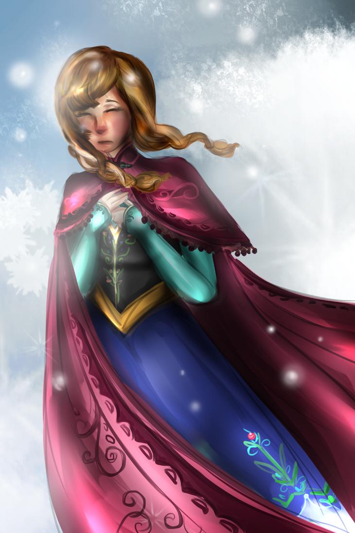 A Frozen Heart by awisha-teh-ninja