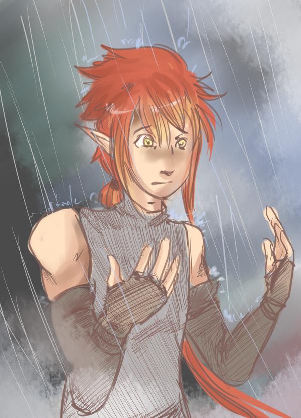 Rain rain, go away by awisha-teh-ninja