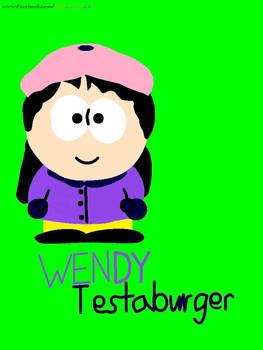 South Park Wendy Testaburger Drawing