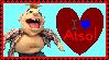 I Love Atso Stamp by TheLuLu99