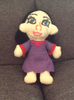 Baby Shelby Plush Doll