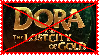 Anti Dora and the Lost City of Gold Stamp