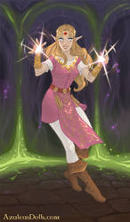 COH Princess Zelda Is So Magical! by TheLuLu99