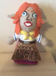 Malon Plush Doll