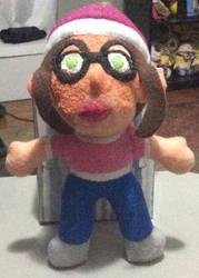 Meg Griffin Plush Doll