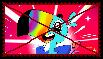 Anti Toucan Sam Redesign Stamp