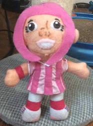 Stephanie Plush Doll