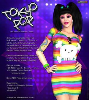 SWD Tokyo Pop