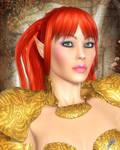 Portrait of Ariela