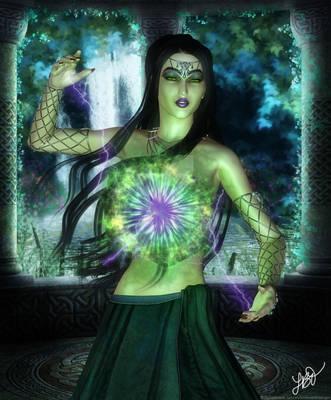 Jezebel - Dragon Witch