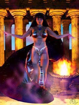 Goddess Inanna