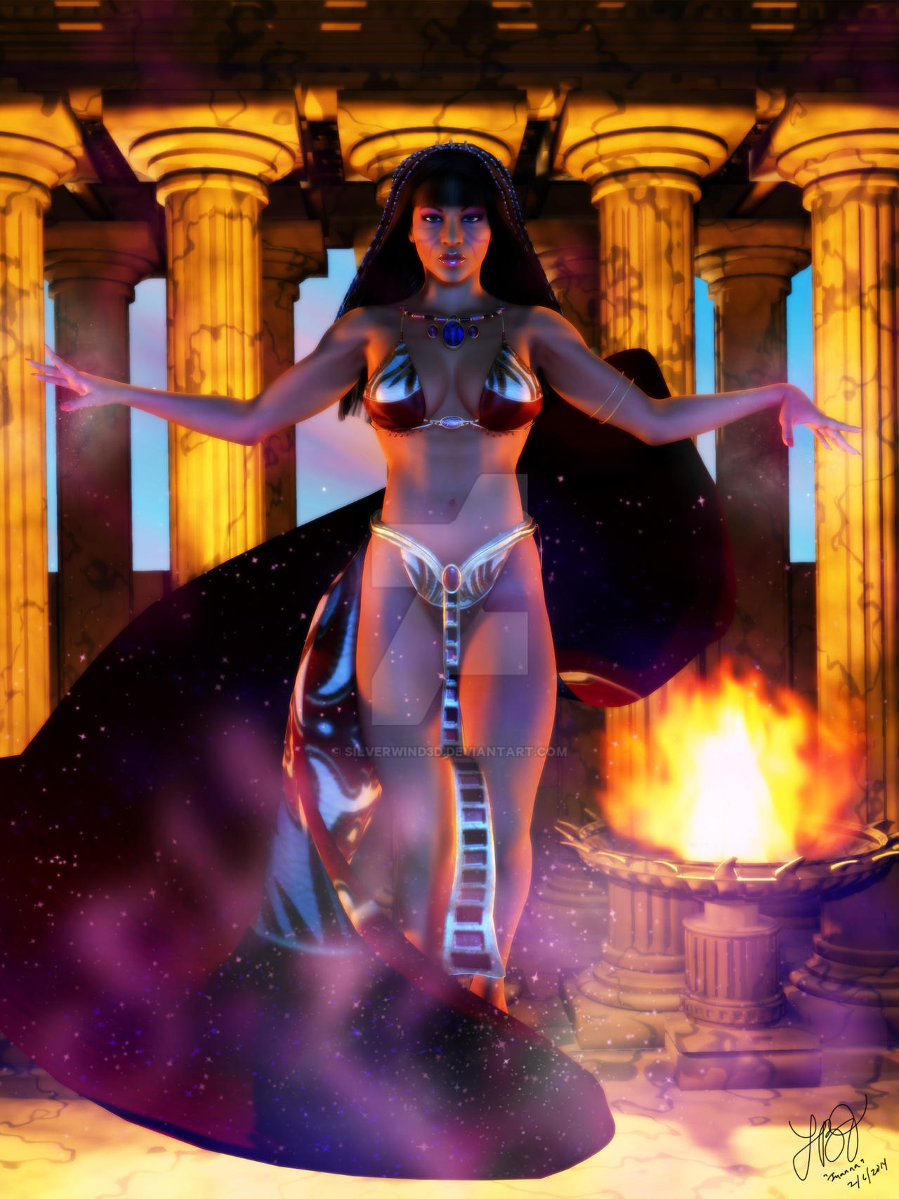 strong female characters in inanna and the iliad Title: ancientplanet online journal vol1, author:  there were a few female bce  he iliad had a profound and fundamental impact on the development of the west.