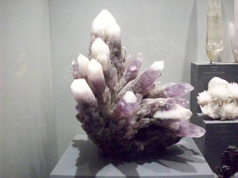 Amethyst at the Smithsonian