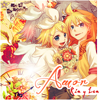Amor R y L by itii8