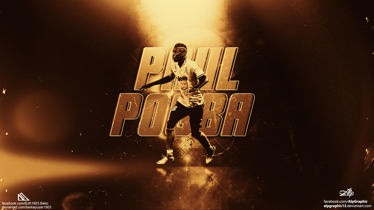 Paul Pogba Wallpaper By AlpGraphic13 On DeviantArt