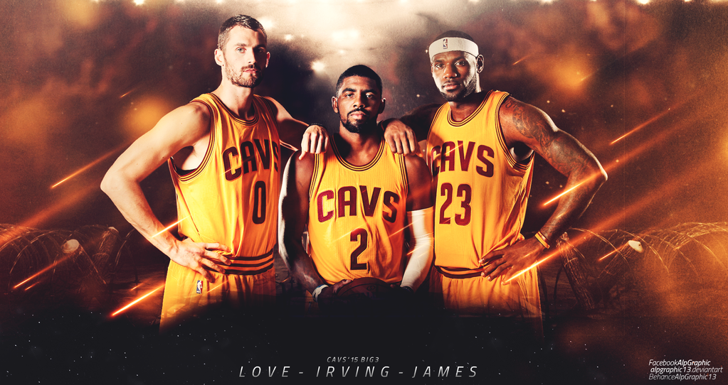 CLEVELAND Cavaliers15 Wallpaper By AlpGraphic13