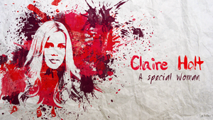 Claire Holt [Painting Effect]